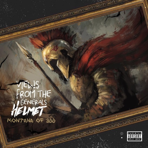 Montana of 300 - Views from the General's Helmet (2019)
