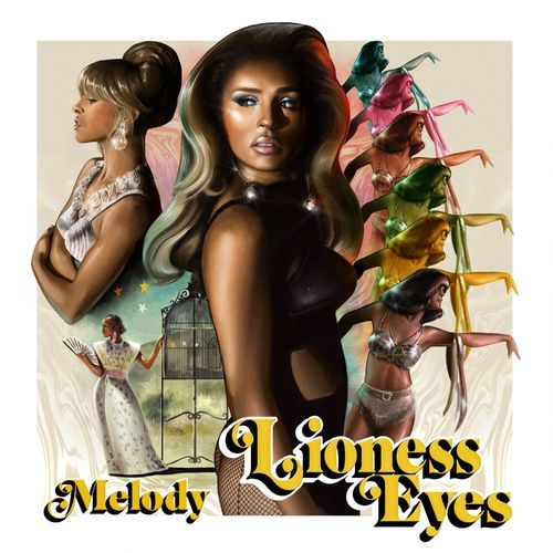 Melody Thornton - Lioness Eyes (2020)